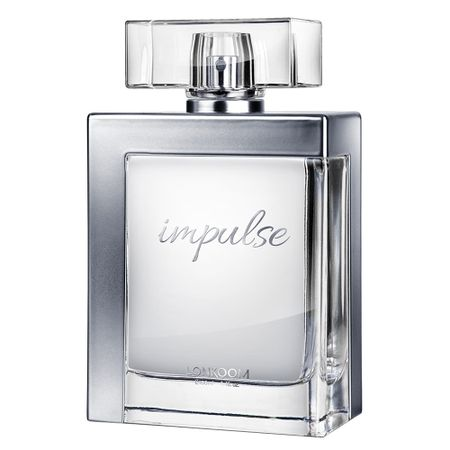 Impulse for Men Lonkoom - Perfume Masculino - Eau de Toilette - 100ml