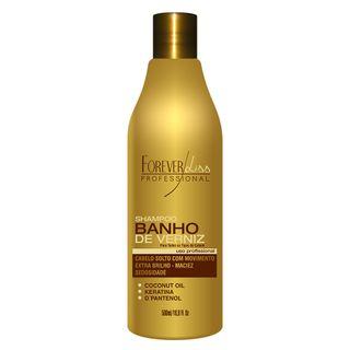Forever Liss Shampoo Extra Brilho Banho de Verniz - Shampoo - 500ml 20170206A 12018
