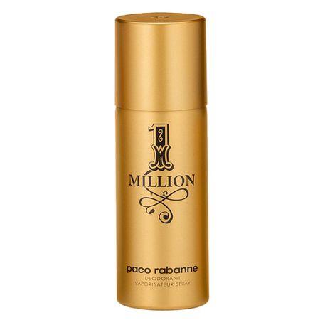 1 Million Desodorant Paco Rabanne - Desodorante Spray Masculino - 150ml