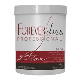 botox-capilar-argan-oil-forever-liss-tratamento-1kg
