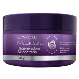 regeneradora-lowell-mascara-240g