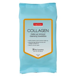 collagen-makeup-remover-cleansig-towelettes-purederm-lenco-demaquilante-colageno