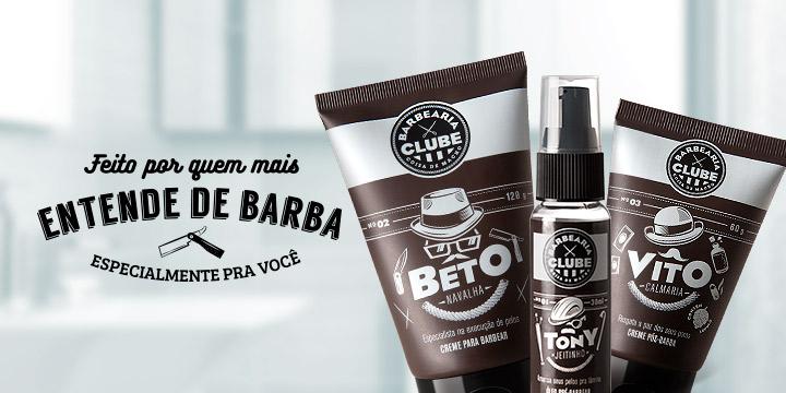 Barbearia Clube