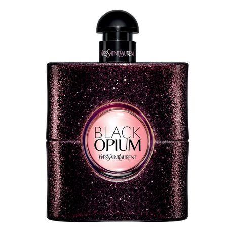 Black Opium Yves Saint Laurent - Perfume Feminino - Eau de Toilette - 90ml
