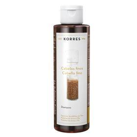 proteinas-do-arroz-e-tilia-korres-shampoo-para-cabelos-finos-250ml