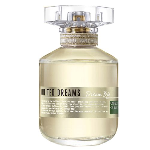Perfume dream big benetton feminino poca cosm ticos for Benetton dream big