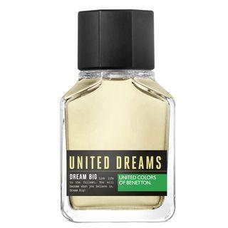 Dream Big for Men Eau de Toilette Benetton - Perfume Masculino 100ml - COD. 036001