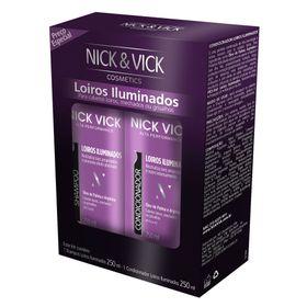 pro-hair-loiros-iluminados-nick-vick-shampoo-condicionador-kit