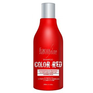 Forever Liss Color Red - Shampoo - 300ml 20170206A 14348