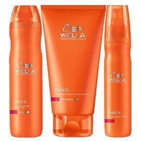 enrich-wella-shampoo-condicionador-leave-in-kit