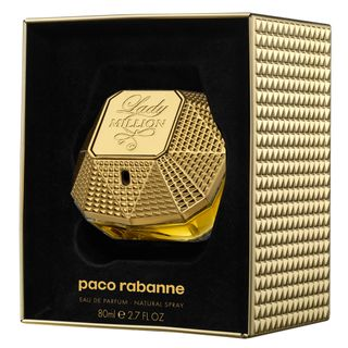 Lady Million Collectors Edition Paco Rabanne - Feminino - Eau de Parfum - 80ml 20170206A 14994