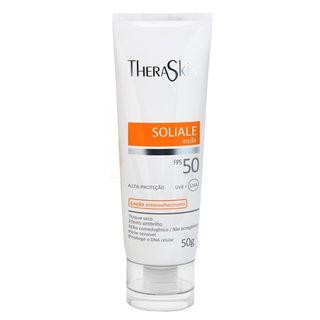 Soliale Loção FPS50 Theraskin - Protetor Solar 50g 20170102 22160