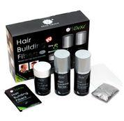Kit-Disfarce-de-Calvicie---Spray-Fixador---Shampoo-Dexe-Hair-Fibers