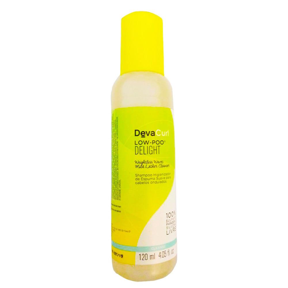 Deva Curl Delight Shampoo Low-Poo - 120ml