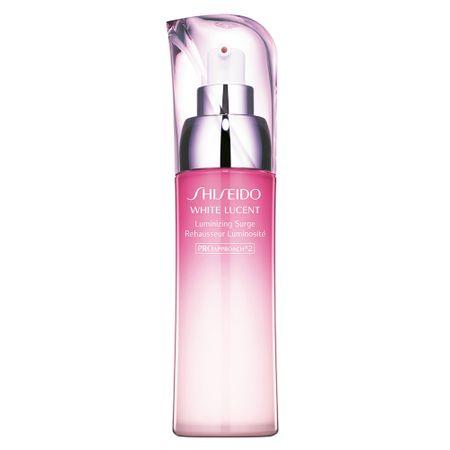 Emulsão Suavizante Iluminadora Facial Shiseido - White Lucent Luminizing Surge...