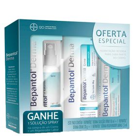 Kit-Bepantol-Derma-Bayer---Creme---Regenerador-Labial---Solucao-Spray-1