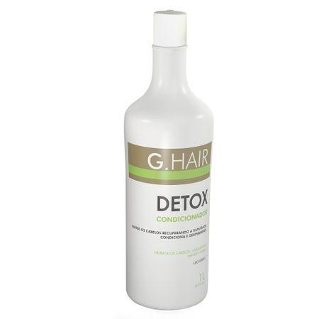 G.Hair Detox  Condicionador Desintoxicante - 1L