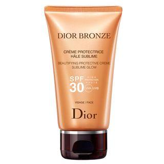 Protetor Solar Dior Bronze Beautifying Protective Creme Sublime Glow SPF 30 - 50ml 20170420 16161