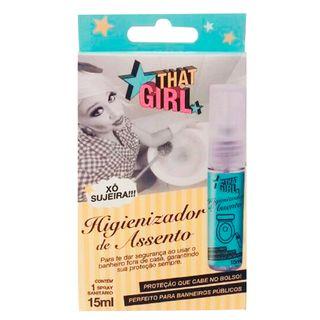 Higienizador de Assento That Girl 15ml 20170428 23884