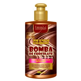 Leave - in Forever Liss - Bomba de Chocolate - 300g 20170509 16541