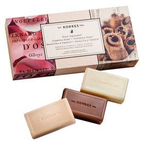 korres-sabonete-em-barra-kit-rosa-japonesa-pimenta-rosa-baunilha-e-canela