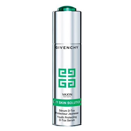 Sérum Anti-Idade Givenchy - Vax'in for Youth City Skin Solution - 30ml