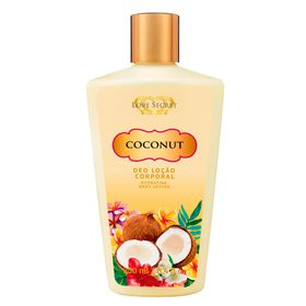 locao-desodorante-coconut-love-secret-para-o-corpo