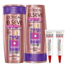 loreal-paris-elseve-quera-liso-leve-sedoso-kit-shampoo-condicionador-ganhe-2-ampolas
