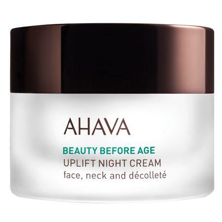Rejuvenescedor Facial Ahava - Uplift Night Cream - 50ml