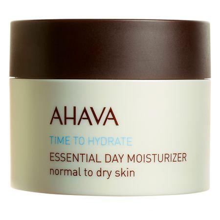 Hidratante Facial Ahava - Essential Day Moisturizer For Normal to Dry Skin -...