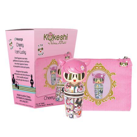 Kokeshi Cherry Kit - Eau de Toilette + Bolsa - Kit