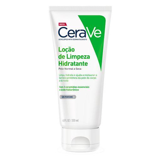 Loção de Limpeza Hidratante CeraVe 200ml