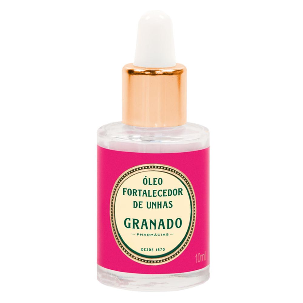 Óleo Fortalecedor de Unhas Granado Pink - 10ml