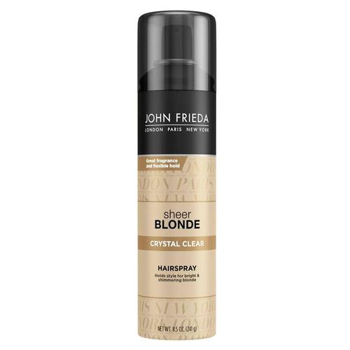 John Frieda Sheer Blonde Crystal Clear Holds Finishes - Spray Fixador 240g