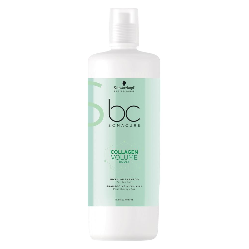 Schwarzkopf BC Collagen Volume Boost - Shampoo Micellar - 1L