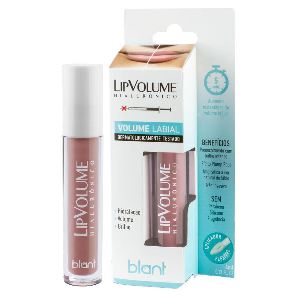 Gloss Labial Blant - Lip Volume - Nude