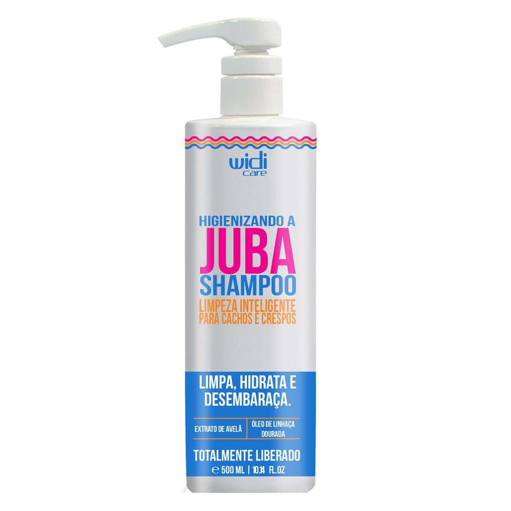 Widi Care Higienizando a Juba - Shampoo - 500ml