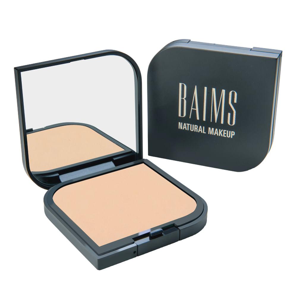 BB Cream Compacto - Baims - 40 Beige