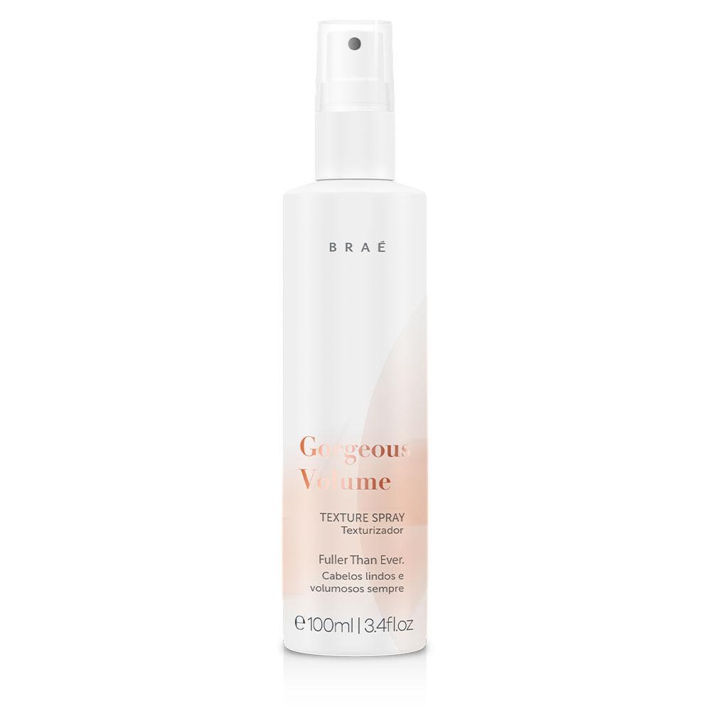 Braé Gorgeous Volume Texturizador - Spray Capilar - 100ml