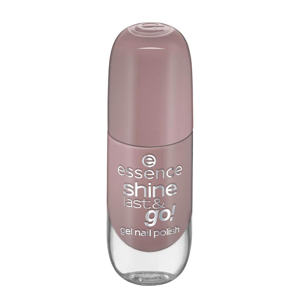 Esmalte Essence - Efeito Gel Shine Last e Go - 37