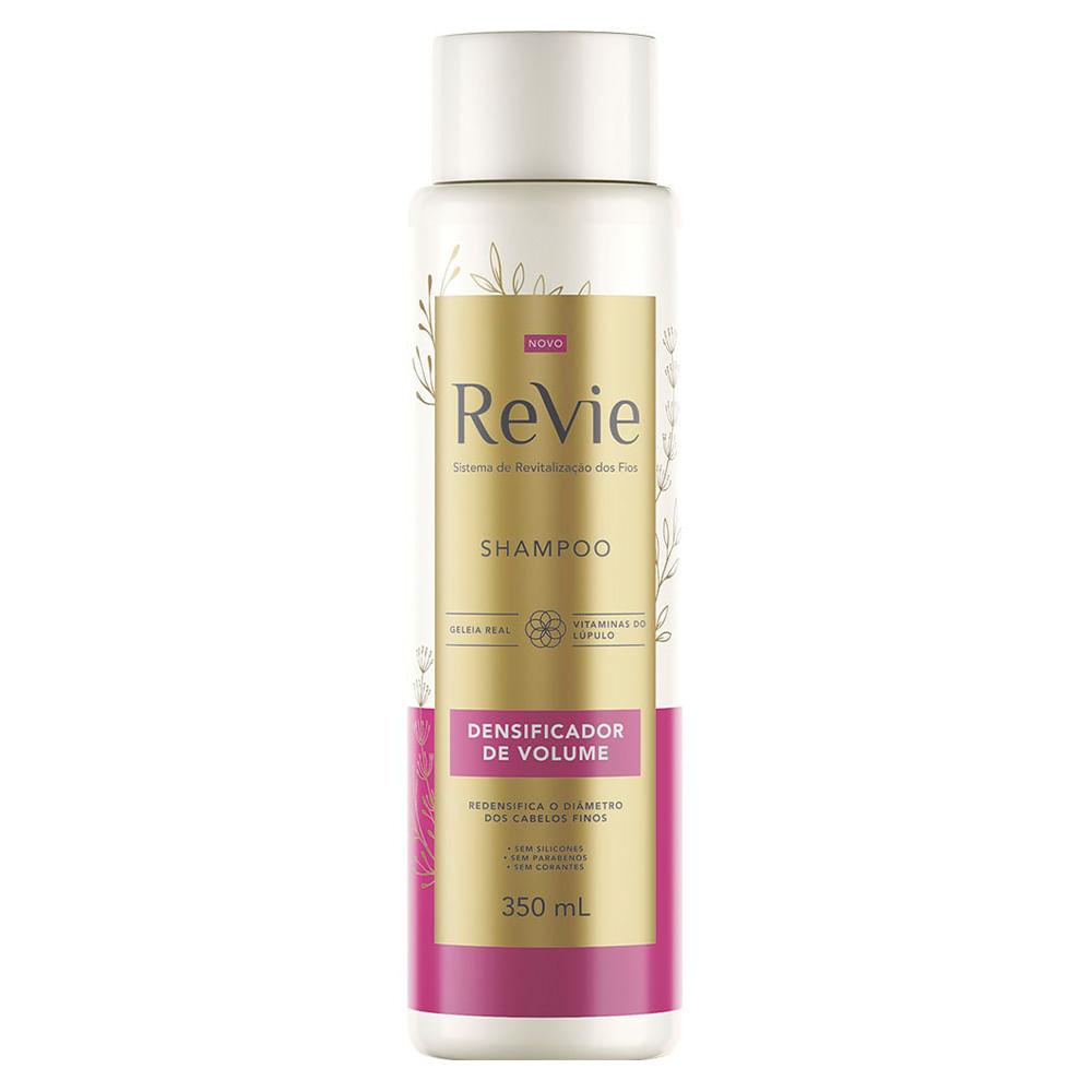 Revie Densificador de Volume Shampoo - 350ml