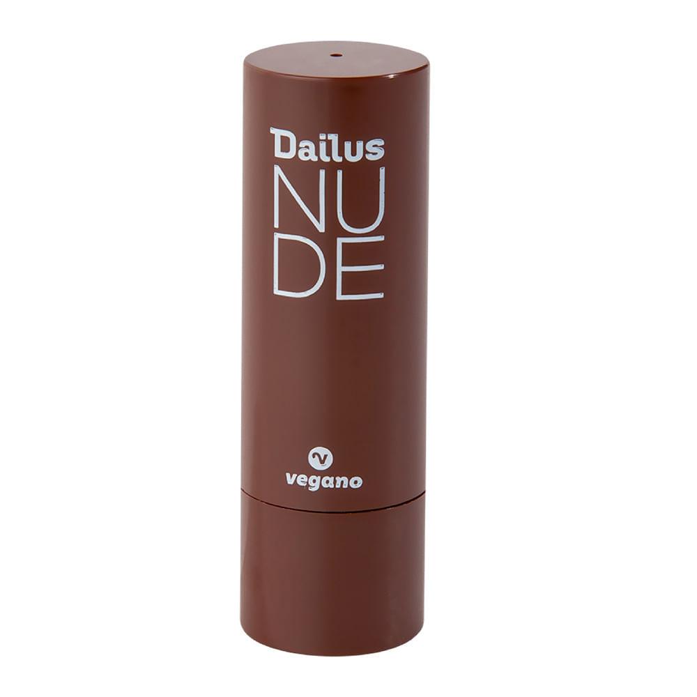Batom Matte Dailus Linha Nude - Resisto logo Existo