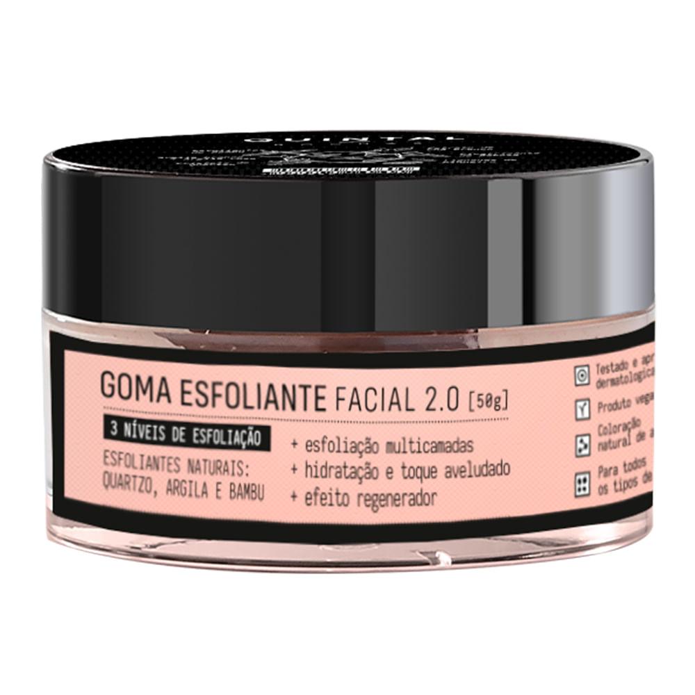 Goma Esfoliante Facial Quintal - Rochás - 50