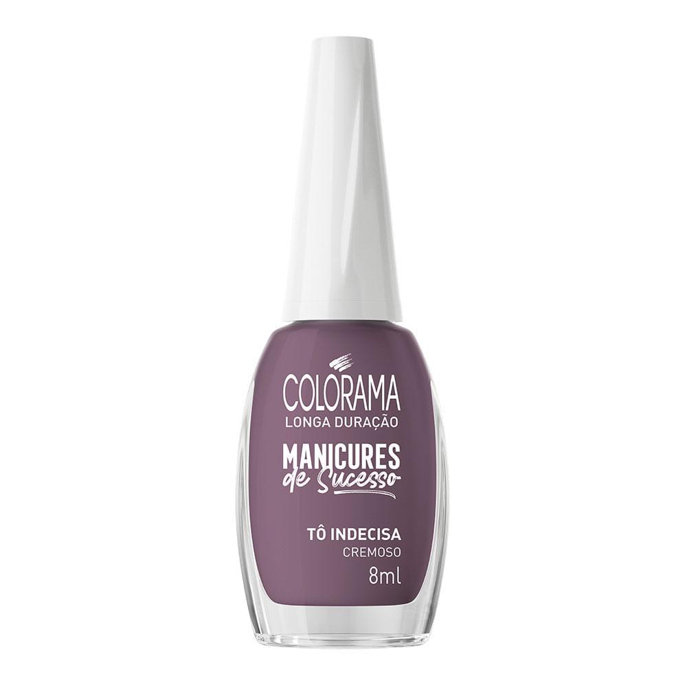 Esmalte Regular Colorama Manicures de Sucesso