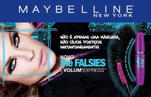 The Falsies Maybelline - Máscara de cílios