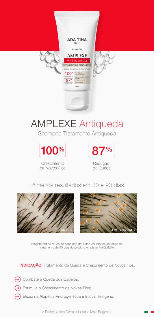 Amplexe Shampoo Antiqueda Ada Tina - Shampoo Antiqueda