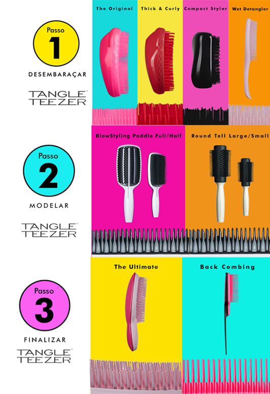 The Ultimate Hairbrush Tangle Teezer - Escova para Cabelos
