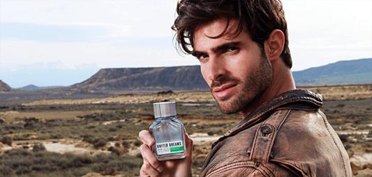 Perfume Importado United Dreams Aim High Eau de Toilette Benetton - Perfume Masculino - United Colors of Benetton