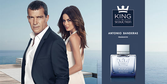 Perfume Masculino Antonio Bandeiras - King Of Seduction
