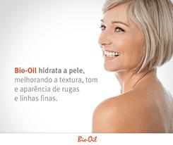 Bio-oil hidrata a pele